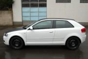 Audi-nach-Wrapping