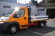Fahrzeugbeschriftung und Vollverkleidung