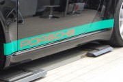 Porsche-Detail